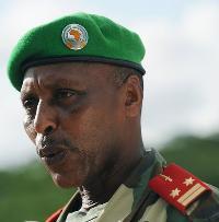 Le général Juvénal Niyoyunguruza