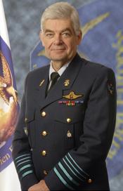 Lt Gen Gérard Van Caelenberghe